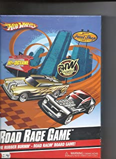 Hot Wheels Road Rage Board Game