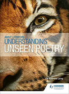 About Literature: Understanding the Unseen