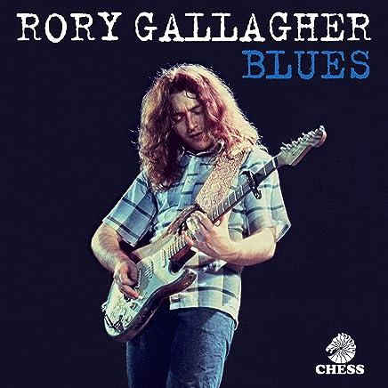 Rory Gallagher - Blues (2019) LEAK ALBUM