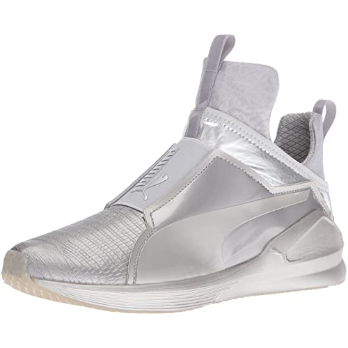 adebbe680e90ba PUMA Women s Fierce Metallic Cross-Trainer Shoe