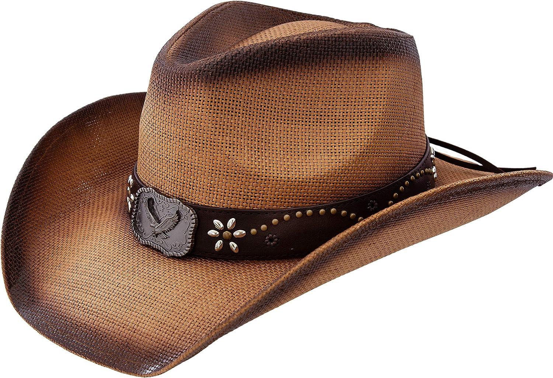 Sale SALE% OFF Max 71% OFF Queue Essentials Men Women's Woven We Cowboy Straw Cowgirl Hat
