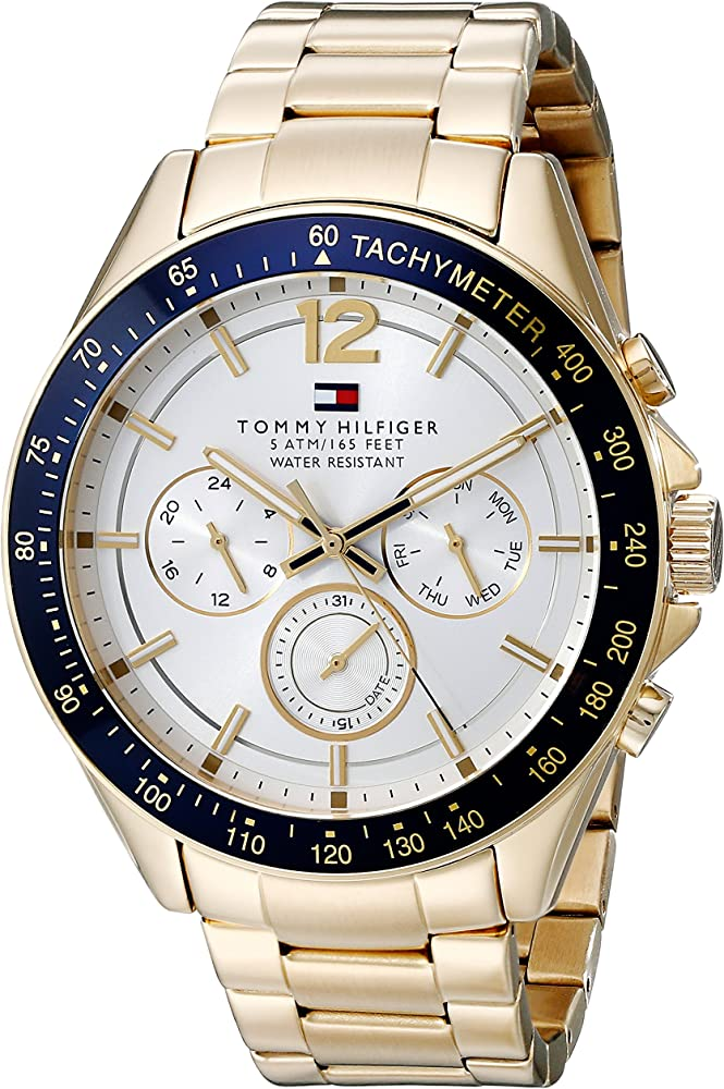 Tommy hilfiger orologio analogico quarzo uomo 1791121