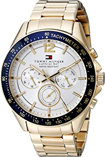 Men's 1791121 Sophisticated Sport Gold-Tone Stainless...