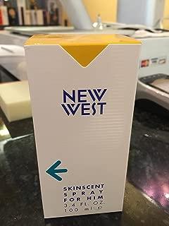 New West By Aramis Mens Eau De Toilette (EDT) Spray 3.4 Oz - Cologne