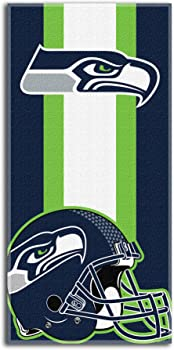 NFL Zone Read Beach Towel 30
