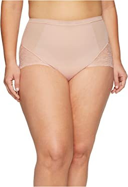 Plus Size Spotlight On Lace Brief