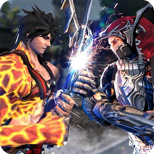 Ninja Attentäter Samurai Kampfspiele: Mittelalter