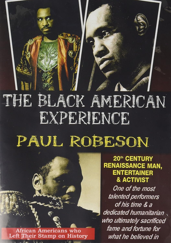 Paul Robeson: wholesale 20th Century San Jose Mall Activi Renaissance Entertainer Man