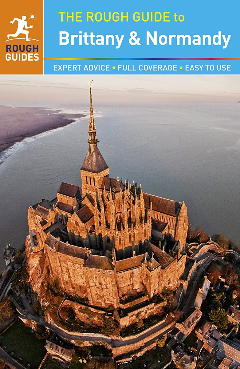 The Rough Guide to Brittany and Normandy (Rough Guides)