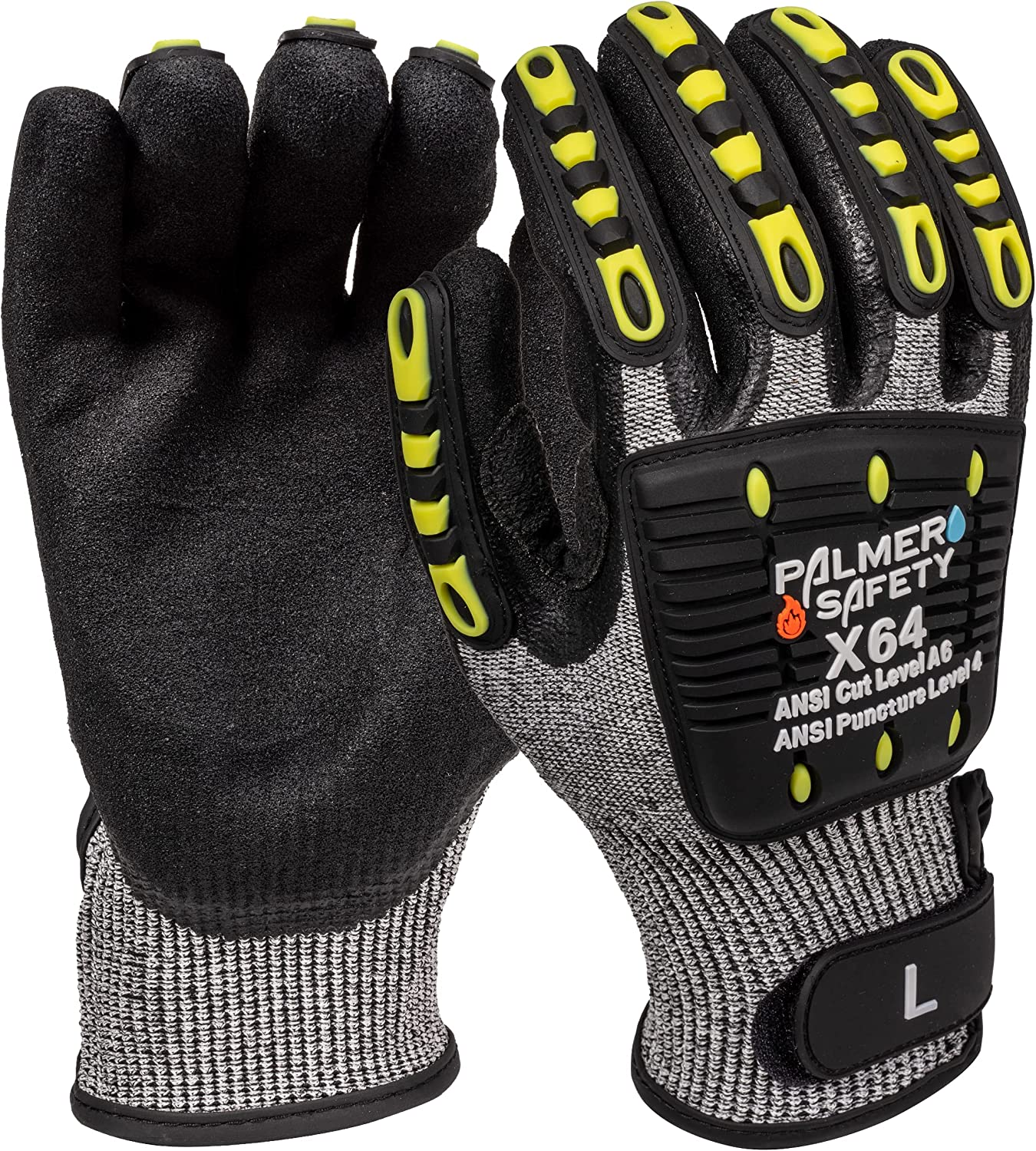 ATERET General Utility Sales results No. 1 Work Gloves Protection Ranking TOP16 Lig Cut Impact
