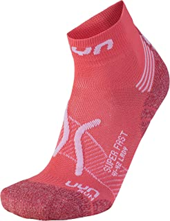 Super Fast Running Calcetines, Mujer