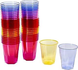 drinkstuff A79-92C-E66 - Paquete de 50 vasos desechables,