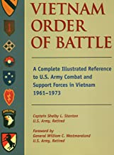 Vietnam Order of Battle: A Complete Illustrated Reference to U.S. Army Combat and Support Forces in Vietnam 1961-1973 (Sta...
