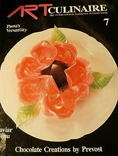 Art Culinaire 7 (The International Magazine in Good Taste, 7)