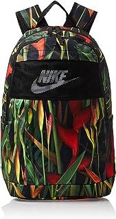 Nike Unisex-Adult Backpack, Black/Red/White - NKCN5164-011