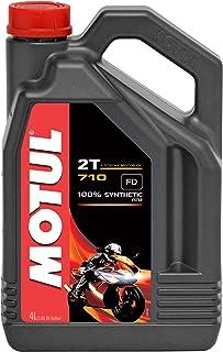 Motul 710 2T Full Synthetic Premix 2 Stroke Oil 4 Liter (104035)