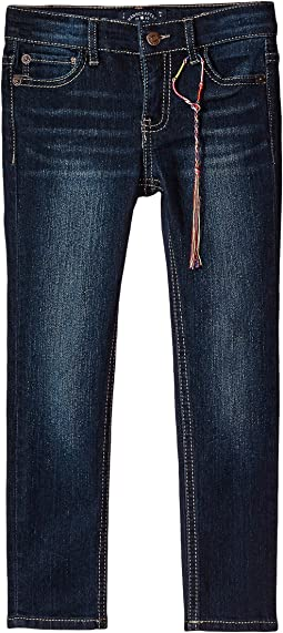 Lucky Brand Kids - Zoe Five-Pocket Skinny Jeans in Barrier Wash (Big Kids)
