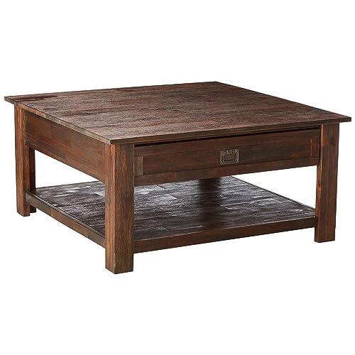Square Coffee Tables Living Room Amazon Com