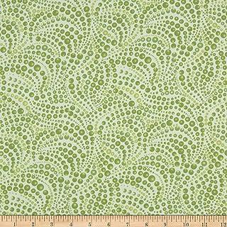 Fabric Quilting Fabric Livingston Fabric Green Fabric Fabric by the Yard Fabrics Green Floral Fabric 10216B-42 Benartex Fabric
