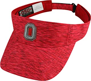 purchase cheap a24a6 339fc Top of the World Ohio State Buckeyes Energy Visor - Adjustable