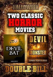 Halloween Double Bill: Devil Bat and Devil Monster