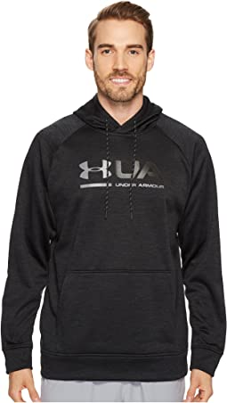 Under Armour - Armour® Fleece Tonal Twist Graphic Pullover Hoodie