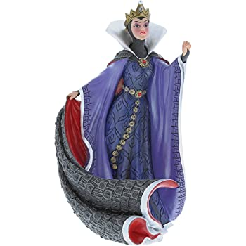 Enesco Disney Showcase Couture De Force Evil Queen Stone Resin Figurine, 8.5 Inch, Multicolor