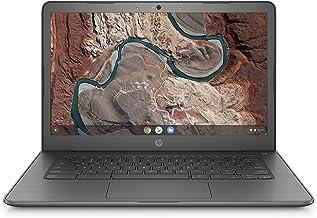 HP Chromebook 14-inch Laptop with 180-Degree Swivel, AMD Dual-Core A4-9120 Processor, 4 GB SDRAM, 32 GB eMMC Storage, Chro...