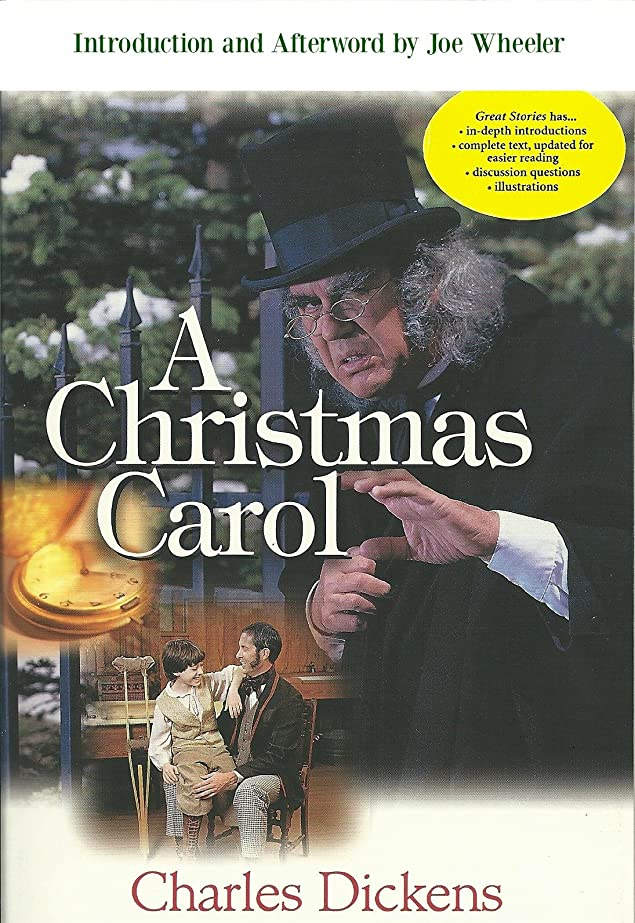しかしながら単語密接にA Christmas Carol (English Edition)