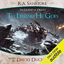 To Legend He Goes: A Tale from The Legend of Drizzt