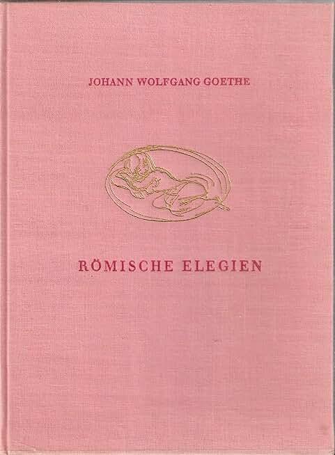 Römische Elegien (Livre en allemand)
