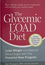 Glycemic Load Diet Lose Weight and Reverse Insulin Resistance with This Powerful New Program