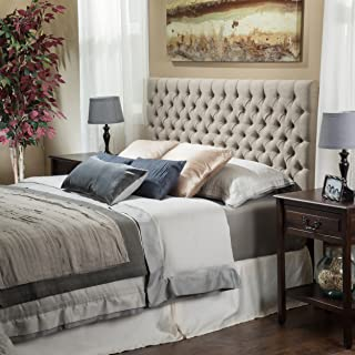 Christopher Knight Home Jezebel California King Headboard, Sand