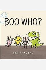 Boo Who? Board book
