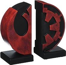 Gentle Giant Studios Star Wars: Imperial Rebel Logo Resina sujetalibros