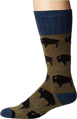 Socksmith - Bison