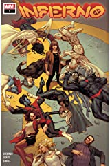 Inferno (2021) #1 (of 4) Kindle Edition
