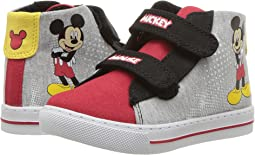 Josmo Kids - Mickey High Top Sneaker (Toddler/Little Kid)