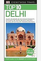 DK Eyewitness Top 10 Delhi (Pocket Travel Guide) Paperback