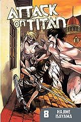 Attack on Titan Vol. 8 (English Edition) eBook Kindle