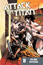 Attack on Titan Vol. 8 (English Edition)