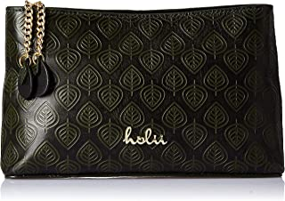 Holii Peacock Throne Women's Clutch (Dk. Green)