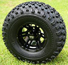 golf cart wheel and tire package