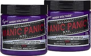 Manic Panic Electric Amethyst Violet Hair Dye 2pk