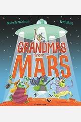 Grandmas from Mars Kindle Edition