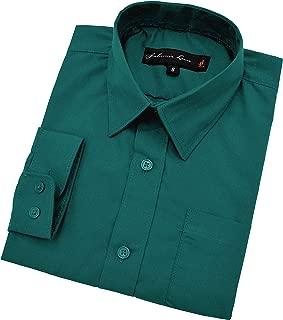turquoise formal shirt