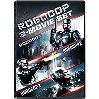 Deals on Robocop 1-3 Trilogy RPKG/DVD