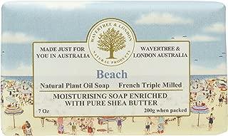 Wavertree & London Beach luxury soap