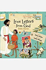 Love Letters from God: Bible Stories Kindle Edition