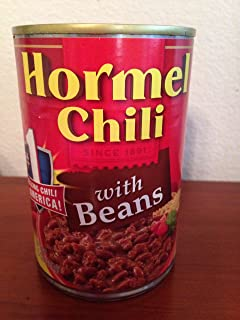 Hormel Chili with Beans – 6/15 oz. cans